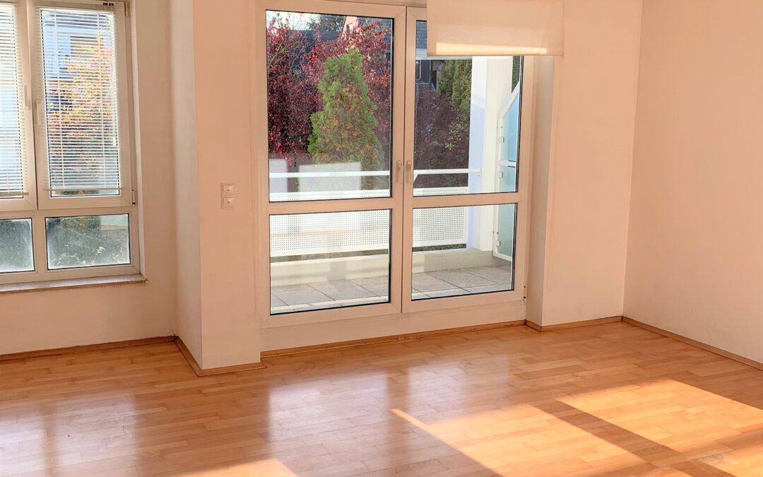 Aparte, 3-Zimmerwohnung inkl. EBK, zwei Balkone in ruhiger und zentraler Lage von Düsseldorf-Bilk!
